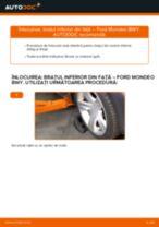 Cum să schimbați: brațul inferior din față la Ford Mondeo BWY | Ghid de înlocuire