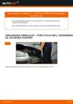Vervang het Remtrommel van de VW Polo 5 Sedan met onze online pdf-handleiding