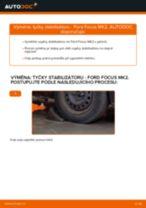 Kdy vyměnit Zapalovací Kabely FORD FOCUS II Saloon (DA_): příručka pdf