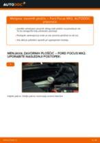 Priročnik PDF o vzdrževanju FOCUS