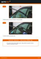 Ako vymeniť predné stierače na Mercedes W168 bensin – návod na výmenu
