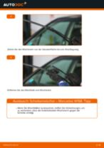 Wie Mercedes W168 Benzin Scheibenwischer vorne wechseln - Schritt für Schritt Anleitung