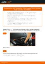 Come cambiare filtro antipolline su Mercedes W168 benzina - Guida alla sostituzione