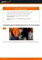 Darmowe instrukcje online jak odnowić Filtr olejowy MERCEDES-BENZ A-CLASS (W168)