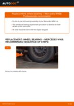 DIY manual on replacing CHRYSLER GRAND VOYAGER 2020 Brake Caliper Repair Kit
