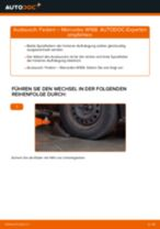 Wie Mercedes W168 Benzin Federn hinten wechseln - Anleitung