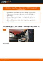 Bytt Hjelpebremselys i FORD TRANSIT Platform/Chassis (FM_ _, FN_ _) – tips og triks