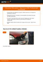 Cum să schimbați: filtru polen la Opel Corsa S93   Ghid de înlocuire