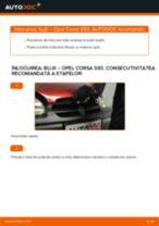 Cum să schimbați: bujii la Opel Corsa S93   Ghid de înlocuire