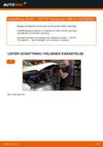 Instruktionsbog VW LT