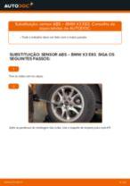 Descubra o nosso tutorial detalhado sobre como solucionar o problema do Sensor rotações da roda BMW