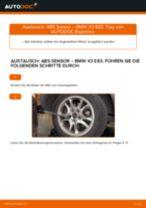 BMW E87 Bremssattel Reparatursatz: PDF-Anleitung zur Erneuerung