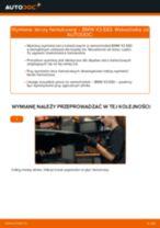 Instrukcja samodzielnej wymiany Zestaw Naprawczy Zacisku Hamulcowego w MAZDA 3 2020