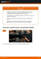 Manual de oficina para BMW X3 Van (G01)