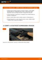 BMW X3 kezelési kézikönyv