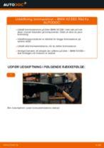 Udskiftning af Bremsecaliper på VW SHARAN - tip og tricks