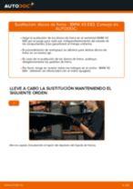 BMW X3 manual de solución de problemas