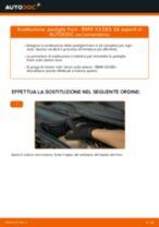 pezzi di ricambio BMW X3 (E83) | PDF Tutorial di riparazione