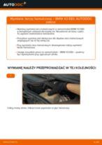 Jak zmienić Zacisk hamulca BMW X3: darmowy pdf