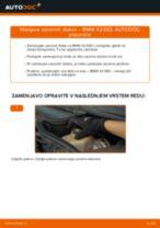 Navodila po korakih za popravilo BMW G01