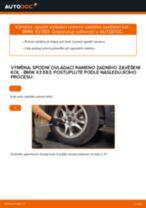 VW TOURAN výměna Axiální Táhlo Řízení : návody pdf