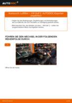 Wie VW Golf 2 Luftfilter wechseln - Schritt für Schritt Anleitung