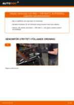 Byta motorolja och filter på VW Golf 2 – utbytesguide
