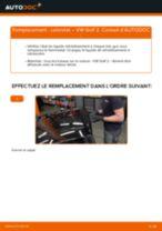 Comment changer : calorstat sur VW Golf 2 - Guide de remplacement