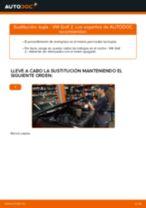 Cómo cambiar: bujía - VW Golf 2 | Guía de sustitución