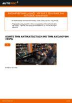 Πώς να αλλάξετε μπουζί σε VW Golf 2 - Οδηγίες αντικατάστασης