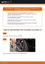 Gratis handleiding voor het Remtrommel vernieuwen VW GOLF II (19E, 1G1)