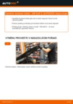 Objevte náš podrobný návod, jak vyřešit problém s zadní a přední Brzdové obloženie VW