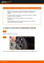 VW első és hátsó Fékdob cseréje csináld-magad - online útmutató pdf