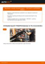 Jak wymienić szczęki hamulcowe tył w VW Golf 2 - poradnik naprawy