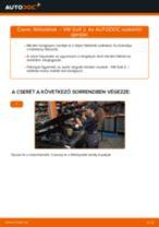 Műhely kézikönyv: ALFA ROMEO 156