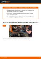 Gratis handleiding voor het Remslang vernieuwen VW GOLF II (19E, 1G1)