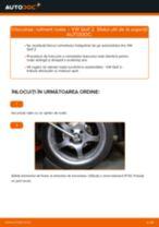 Cum să schimbați: rulment roata din față la VW Golf 2 | Ghid de înlocuire
