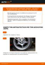Πώς να αλλάξετε ρουλεμάν τροχού εμπρός σε VW Golf 2 - Οδηγίες αντικατάστασης