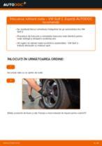 Cum să schimbați: rulment roata din spate la VW Golf 2 | Ghid de înlocuire
