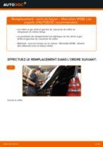 Manuel d'utilisation MERCEDES-BENZ Classe S pdf