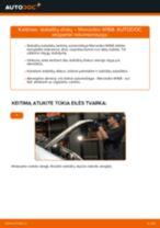 Mercedes C257 online vadovas
