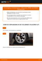 Hoe schokdempers achteraan vervangen bij een Mercedes W168 diesel – Leidraad voor bij het vervangen