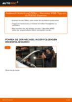 Beheben Sie einen MERCEDES-BENZ Ölfilter Ersatz Defekt mit unserem Handbuch
