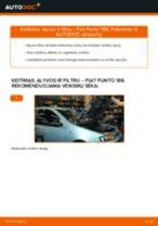 Sužinokite apie mūsų išsamų mokymą, kaip išspręsti Pagrindinis stabdžių cilindras problemą FIAT