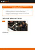Cum schimbare Kit amortizoare spate si față MERCEDES-BENZ GLC - tutoriale online