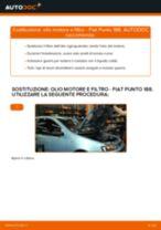 PDF manuale di sostituzione: Filtro olio motore FIAT PUNTO (188)