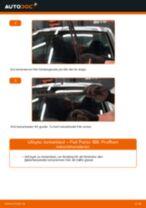Byta torkarblad fram på Fiat Punto 188 bensin – utbytesguide