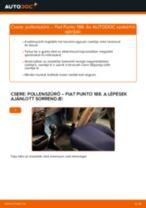 ALFA ROMEO GT javítási és karbantartási útmutató