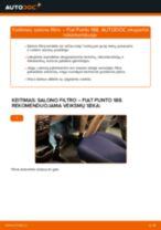 FIAT techninės priežiūros vadovas pdf