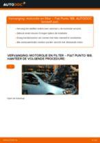 Aanbevelingen van de automonteur voor het vervangen van FIAT Fiat Panda 169 1.1 Bougies